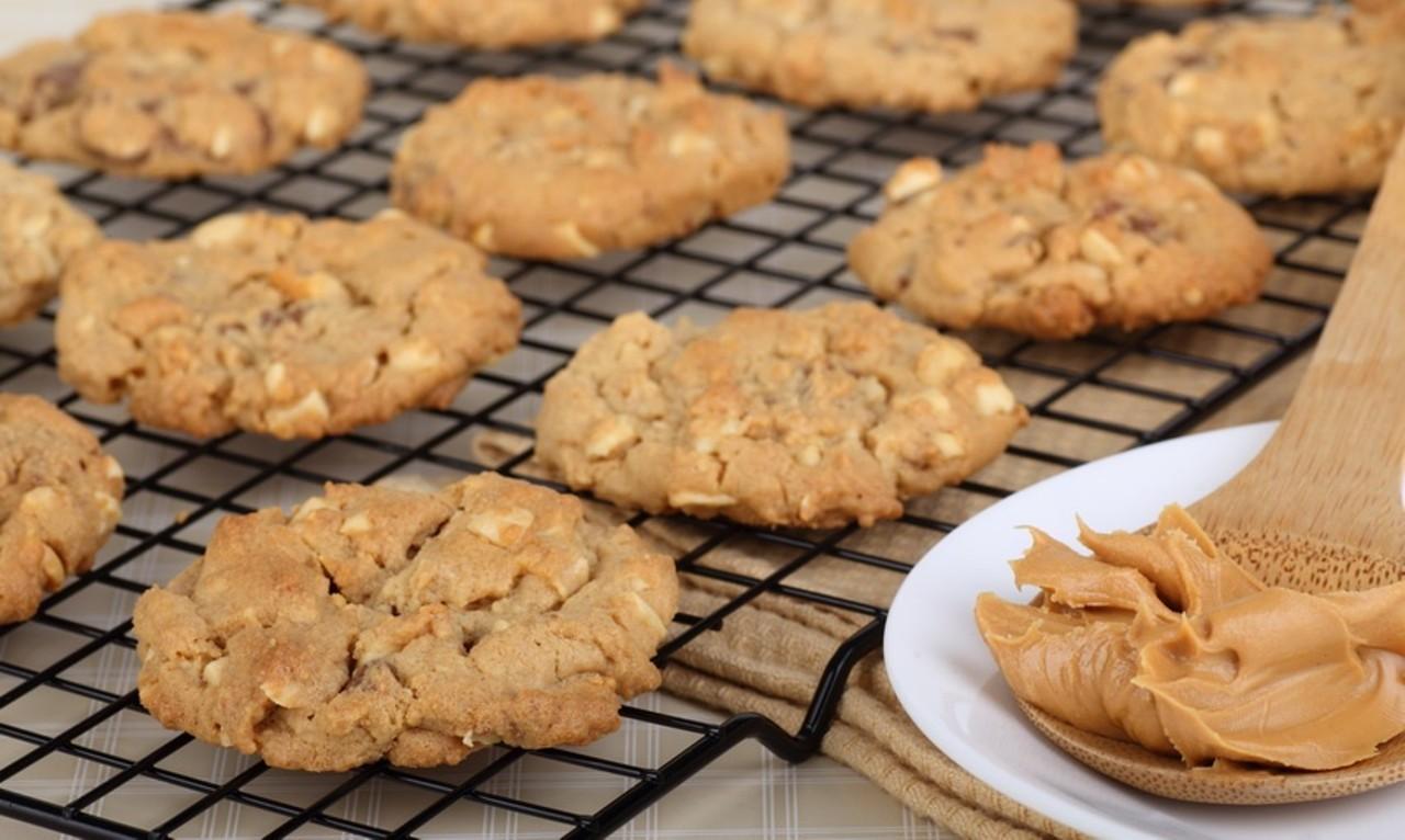 фото рецепты с арахисовой пастой